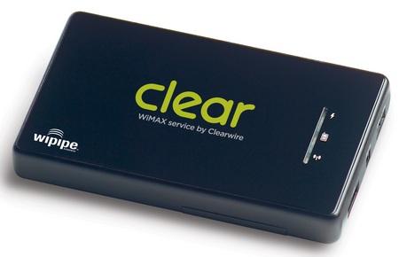 Clearwire WiFi