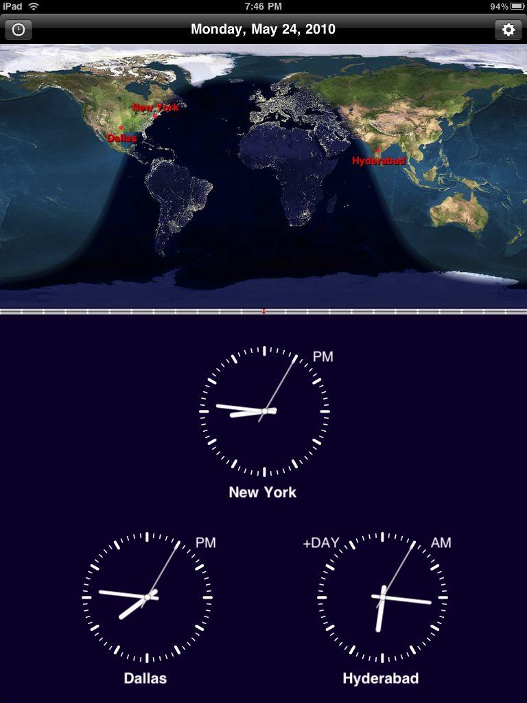 001 World Clock