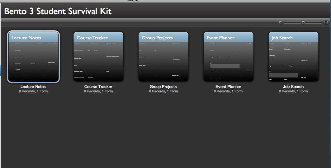 FileMaker Pro Free Templates IGo With My IPad - Filemaker pro templates