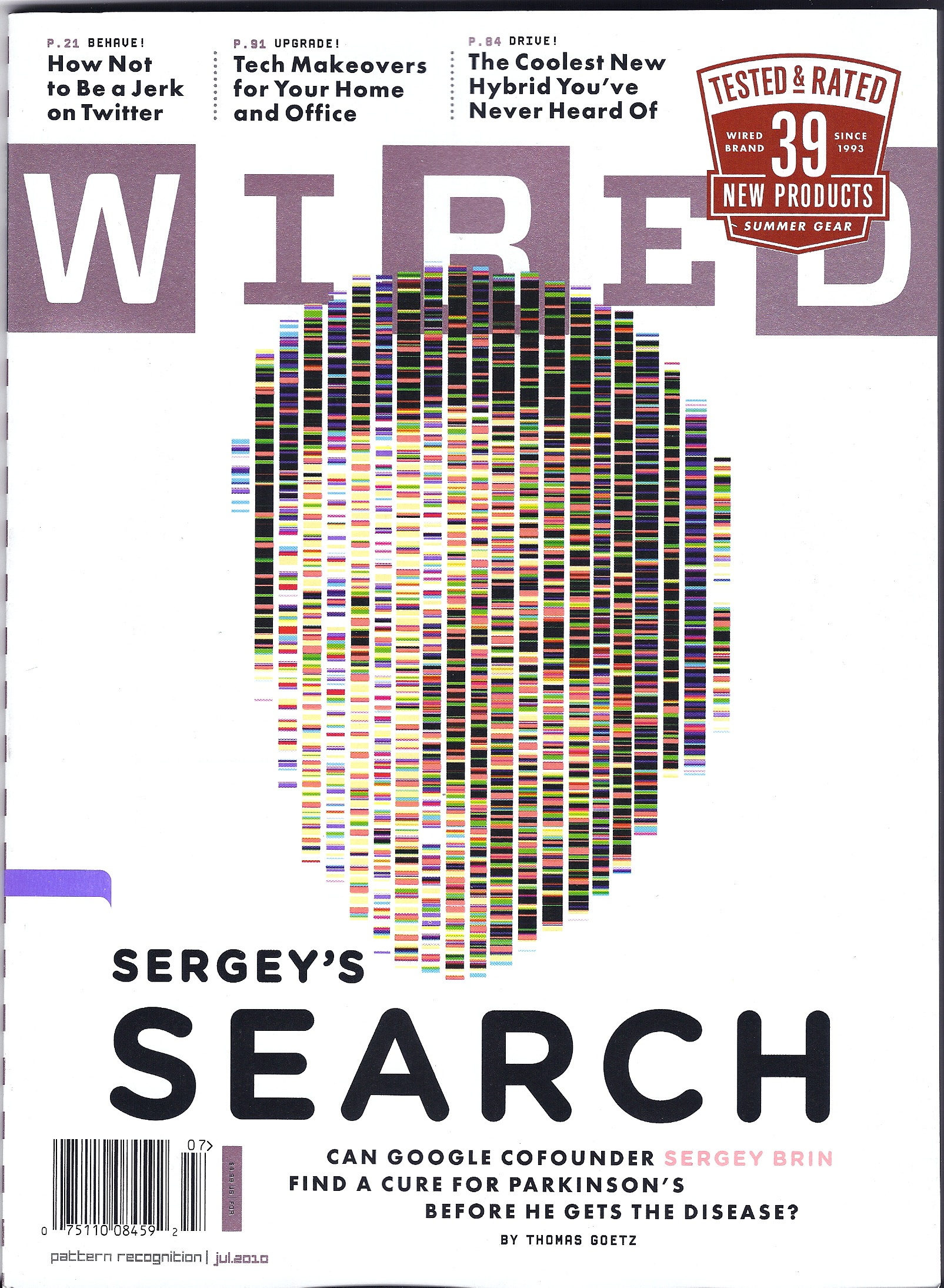 July 2010 Wired