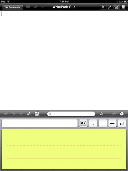 001 writepad