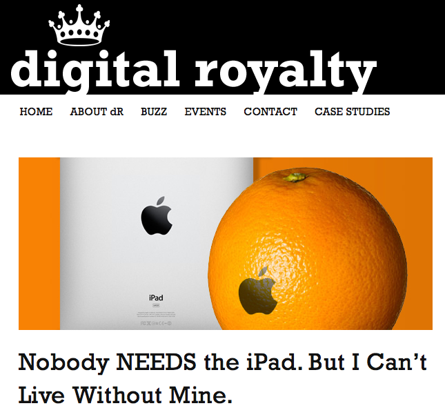 digital royalty