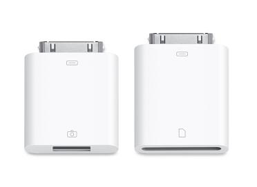 iPad Camera Connector Kit