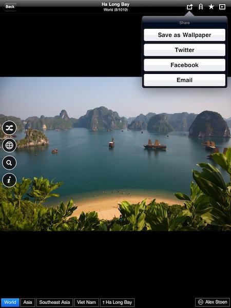001 heritage for iPad