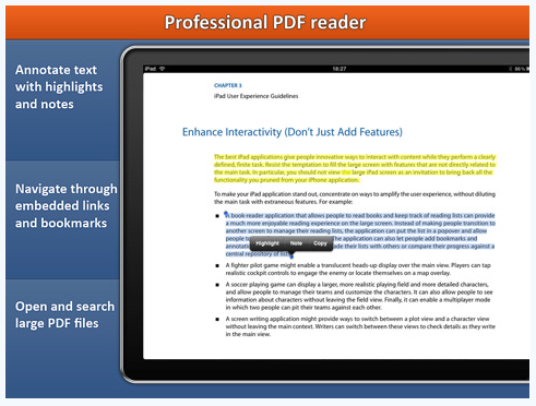 00 ReaddleDoc for iPad on sale