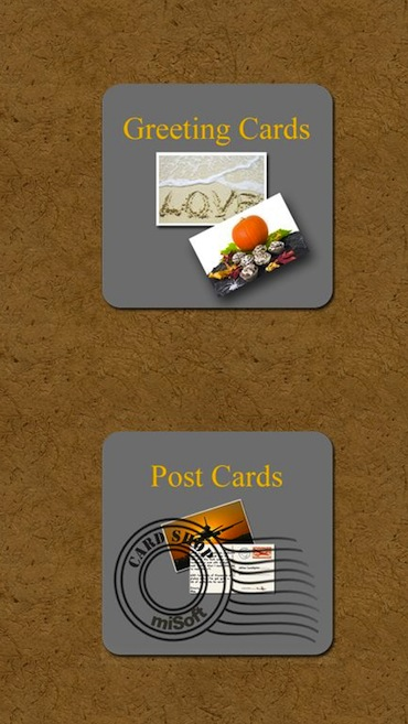 001 card shop for the iPad
