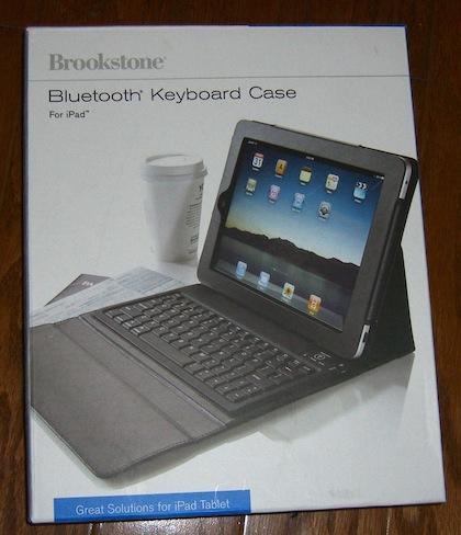 015 brookstone bluetooth ipad keyboard