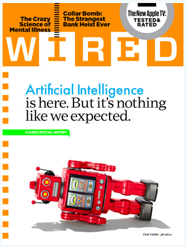 00 wired on the iPad