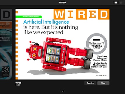 01 Wired on the iPad update