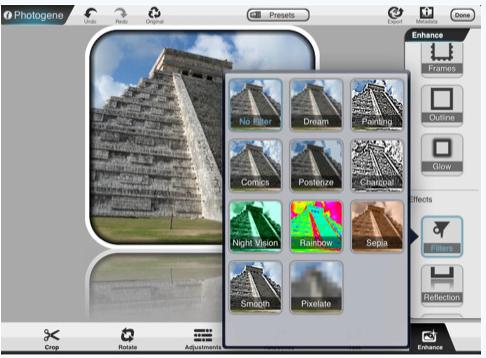 02 photogene for iPad