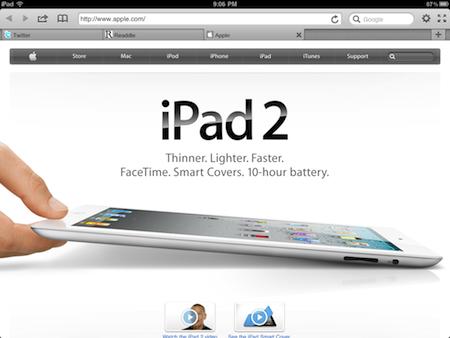001 Terra for the iPad