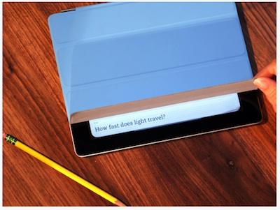 00 evernote peek for iPad2