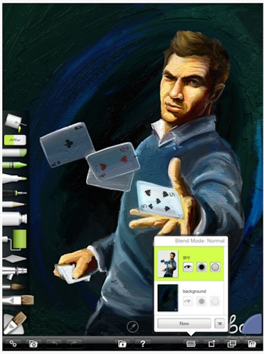 00 artrage for iPad