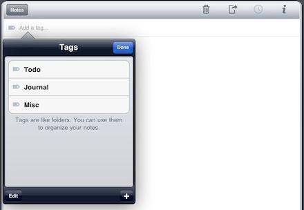 001 SimpleNote iPad