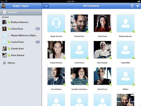 01 iPad Skype