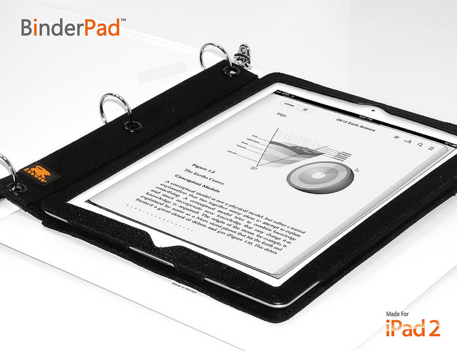 00 binderpad for iPad