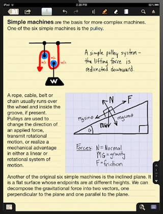 01 Notability 4 for iPad