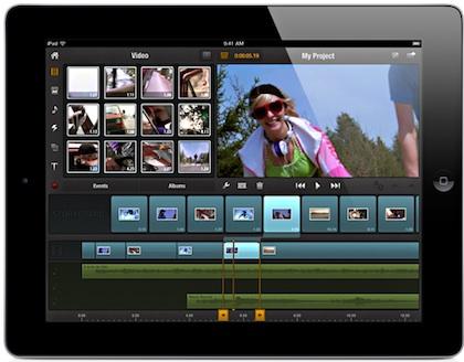 00 avid video iPad