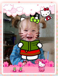 00 hello kitty iPad