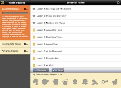 00 living language on iPad