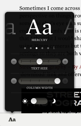 01 Readability for iPad