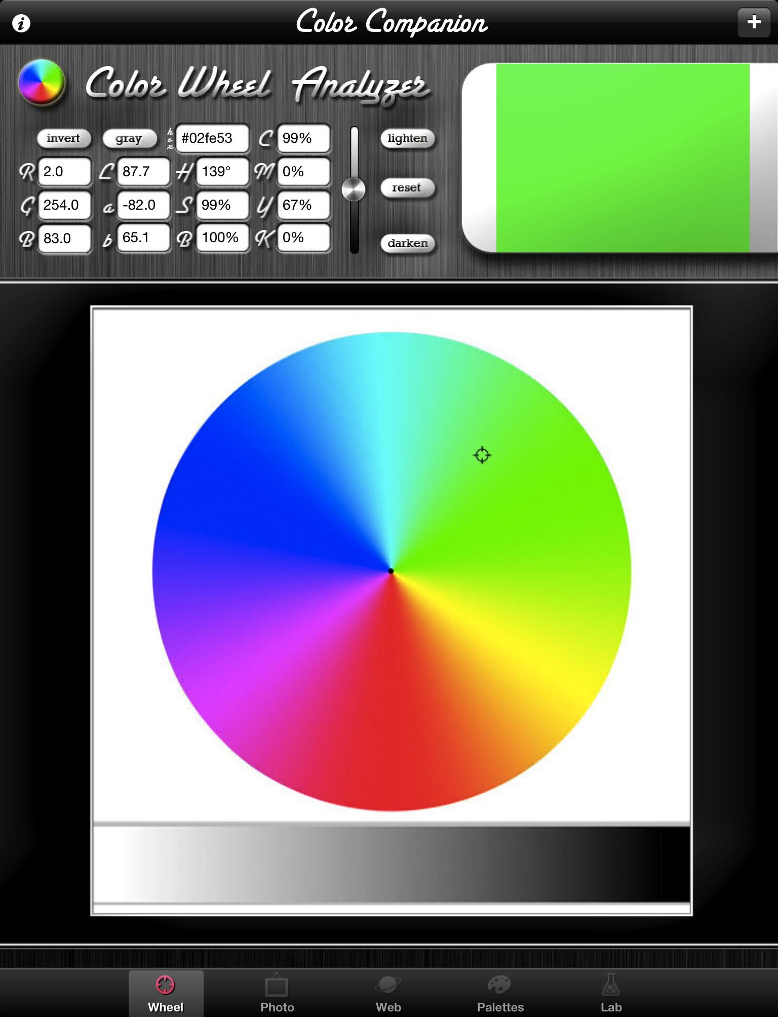 01 color companion ipad