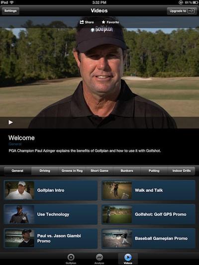 00 GolfPLan Paul Zinger iPad