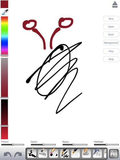 1 MyBrushes for iPad