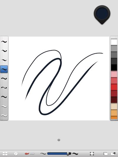 01 Sketchbook Ink iPad