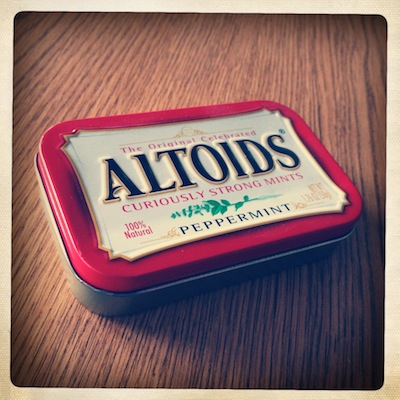 Altoid retro small