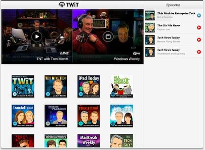 01 twit tv iPad