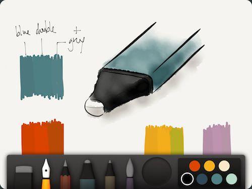 03 Paper iPad